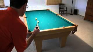كيفية تهدف تجمع لقطات - Ghostball نظام يهدف - من المجلد الثاني من بو دي في دي تعليمي سلسلة