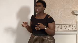 Bloom where you are planted by the founder of iReachminds Olabisi Lewis