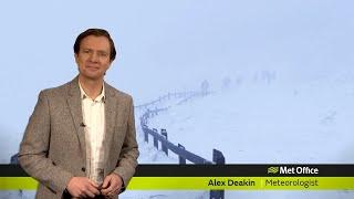 Tuesday Scotland forecast 09/02/21