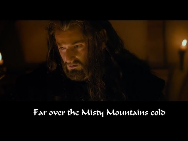 far over the misty mountains cold mp3 free download