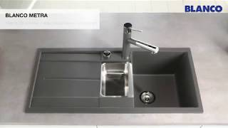 кухонная мойка Blanco Metra 6S Compact обзор