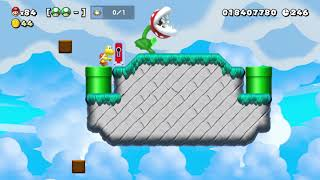 Super Mario Maker 2 🔧 Endless Challenge 641 - 656