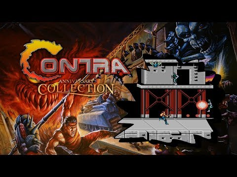 [PC] Contra Anniversary Collection [Super Contra from NES]