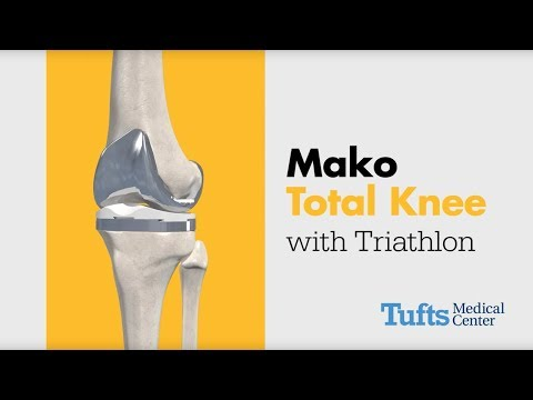 Total Knee Replacement Animation - Tufts Medical Center