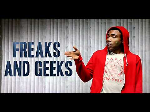 Childish Gambino - Freaks And Geeks (Instrumental)