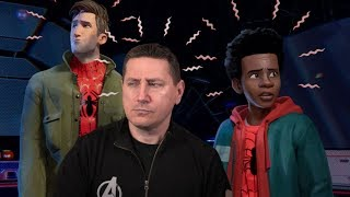 Spider-Man: Into The Spider-Verse Spoiler Discussion