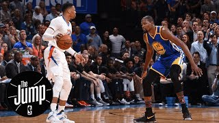 Kevin Durant-Russell Westbrook beef still a thing? | The Jump | ESPN