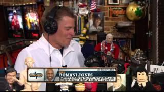 Bomani Jones on the Dan Patrick Show (Full Interview) 7/15/14