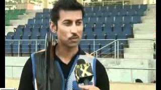 Exclusive: Rajyavardhan Rathore equals world record