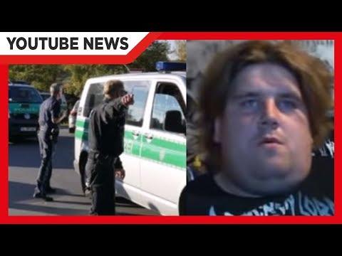 Polizei-Großeinsatz beim Drachenlord | Erneutes Schanzenfest