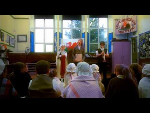 Ysgol Bro Hedd Wyn - Enwog o fri - Hedd Wyn Trawsfynydd
