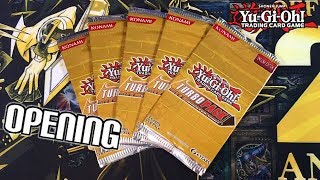 Yu-Gi-Oh! Turbo Pack: Booster Eight Opening 5 Packs