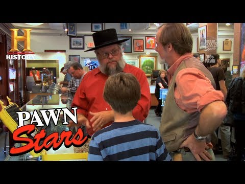 Best of Pawn Stars: Apollo Heat Shield Fragment | History