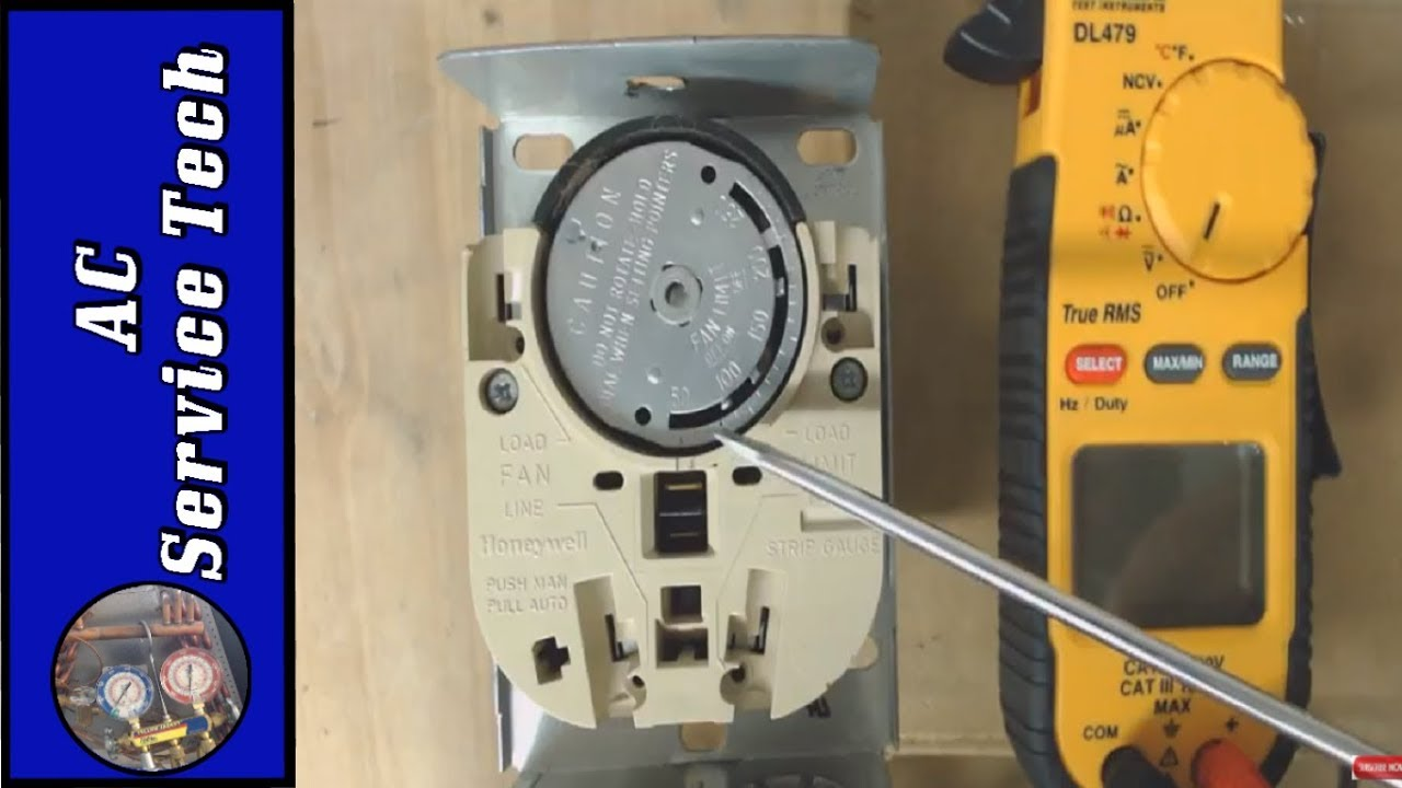 Troubleshooting The Fan Limit Control Switch On A Furnace