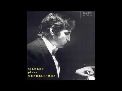 Felix Mendelssohn - Prelude and Fugue, Opus 35, No. 5 in F minor - Fugue (1834)