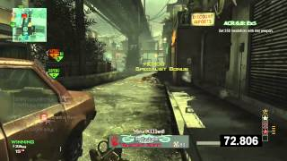 MW3: Quick Solo Double MOAB - 95 + 105 Second MOAB thumbnail