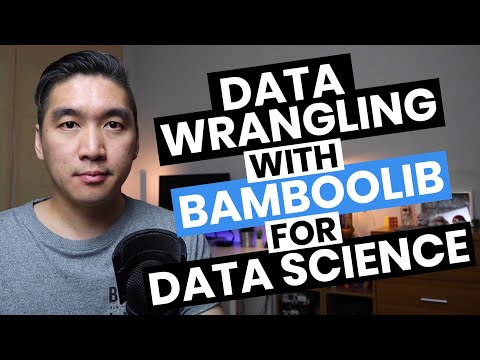 How To Use Bamboolib For Data Wrangling In Data Science