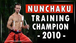 Nunchaku training / entrainement