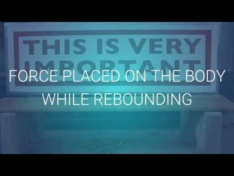 NASA Study: Rebounding vs. running on a treadmill