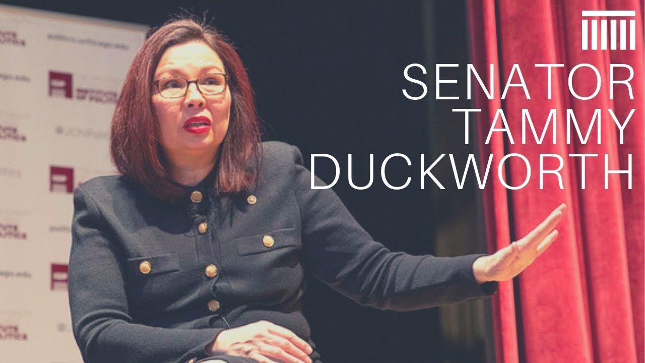 Tucker Carlson suggests Sen. Tammy Duckworth, who lost her legs ...