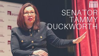 Senator Tammy Duckworth (D-IL) on healthcare, environmental policy, and listening to constituents.