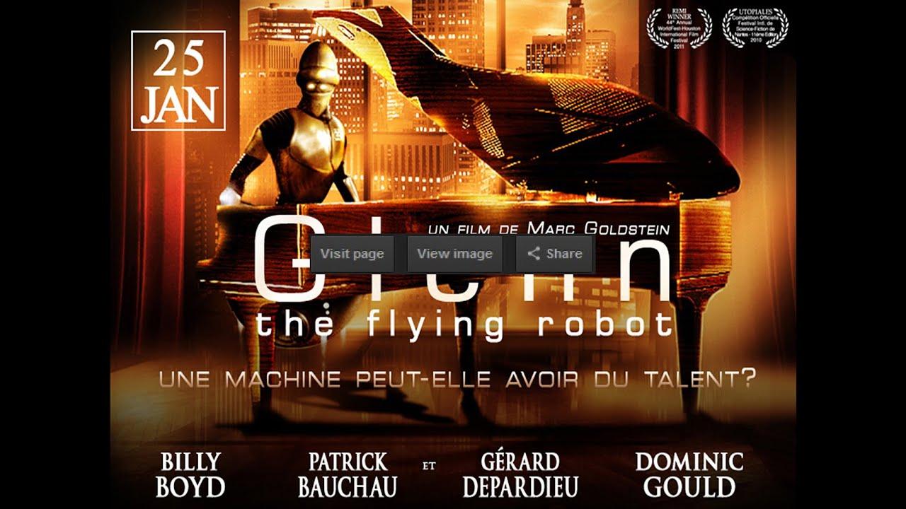 Download Glenn The Flying Robot | Trailer | Marc Goldstein | Billy Boyd | Dominic Gould | Gérard Depardieu