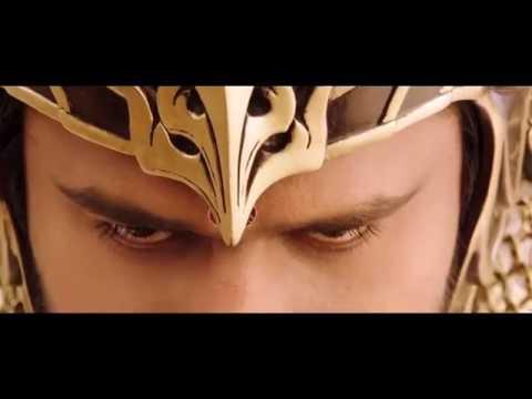 Bahubali video song