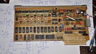 Ячейка звукового синтеза (часть 2): Демо(Ячейка звукового синтеза (ЯЗС) разработана Новосибирский Компьютерной Лабораторией на рубеже 80-90 годов...., 2016-06-13T11:33:29.000Z)