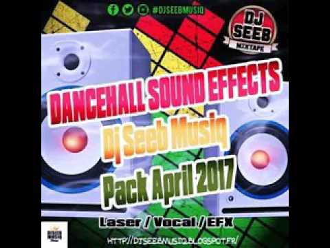 DJSEEBMUSIQ - DANCEHALL & HIPHOP SOUND EFFECTS PACK 2017