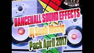 DJSEEBMUSIQ - DANCEHALL & HIPHOP SOUND EFFECTS PACK 2017