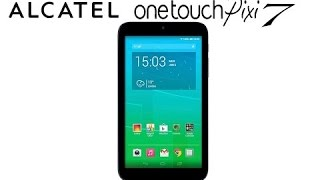 give-A-Way Alcatel onetouch pixi 7 LTE Tablet-2015