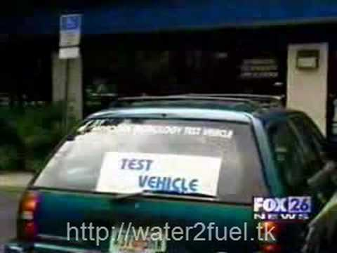 How to convert any car to use water for fuel, save gas!