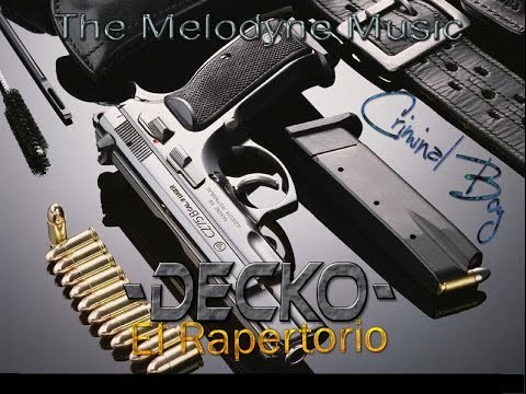 Decko - Criminal Boy (The Melodyne Music)
