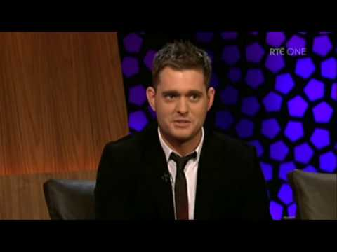 Michael Bublé best crazy of them all - The Late Late Show