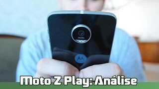 Moto Z Play: Análise completa [Review BR]