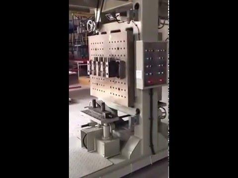 Epoxy resin mixing device
