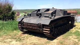 Самодельный немецкий танк времен ВОВ (Трейлер)