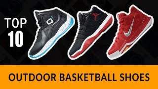 *** Top 10 Outdoor Basketball Shoes for Men *** Shoes Review :: Best Basketball Shoes