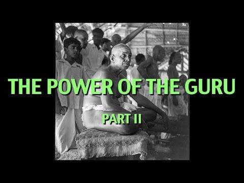 Talks on Sri Ramana Maharshi: Narrated by David Godman - The Power of the Guru (Part II)