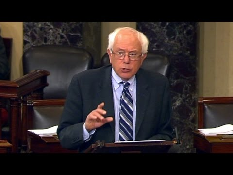 As Senator, Sanders voiced concerns on Panama trade pact