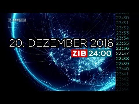 ZIB 24 vom 20. Dezember | ORFeins