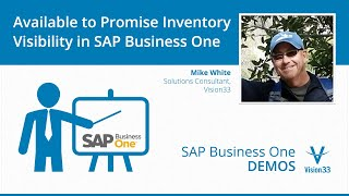 Sap Business One Inventory