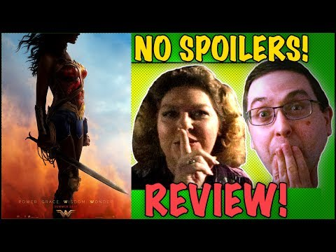 "NO SPOILERS! Wonder Woman ""Review"" - Gal Gadot DCEU Movie 2017"