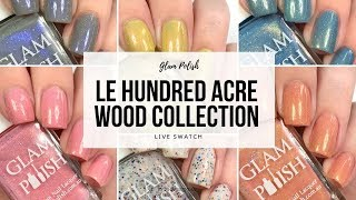 Glam Polish Hundred Acre Wood Collection| 25 Sweetpeas
