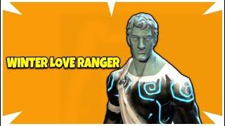 *NUOVA* SKIN DI NATALE SVELATA..! (Winter Love Ranger 2V) Fortnite Battle Royale