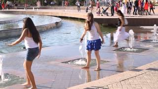 В парке Первого Президента 'утонул' маленький мальчик