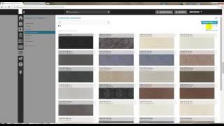 Онлайн Конструктор кухонь PRODBOARD Урок №3 Назначение материалов к элементам на примере столешниц.