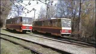 Запорожье, трамваи 1