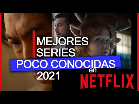 Mejores series poco conocidas en Netflix 2021