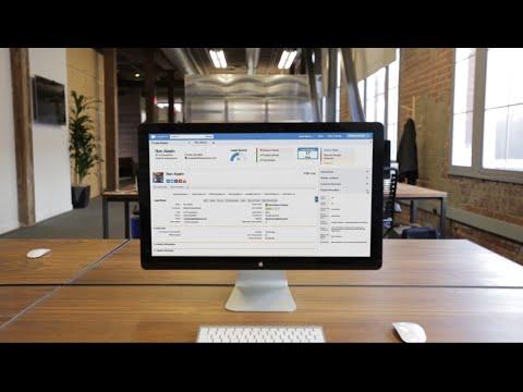 Présentation de SalesCloud de Salesforce